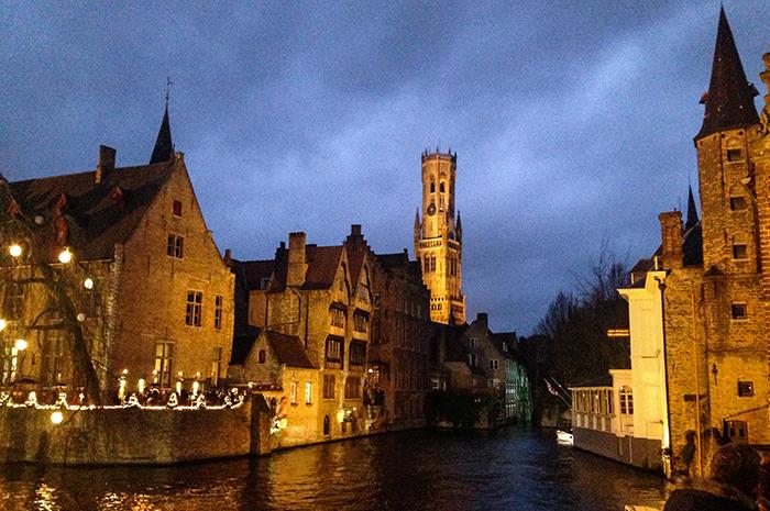 photo diary 13 Brugge