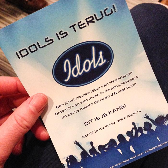 photo diary 13 Idols
