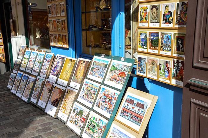 Citytrip Parijs deel 2 Monmartre 2