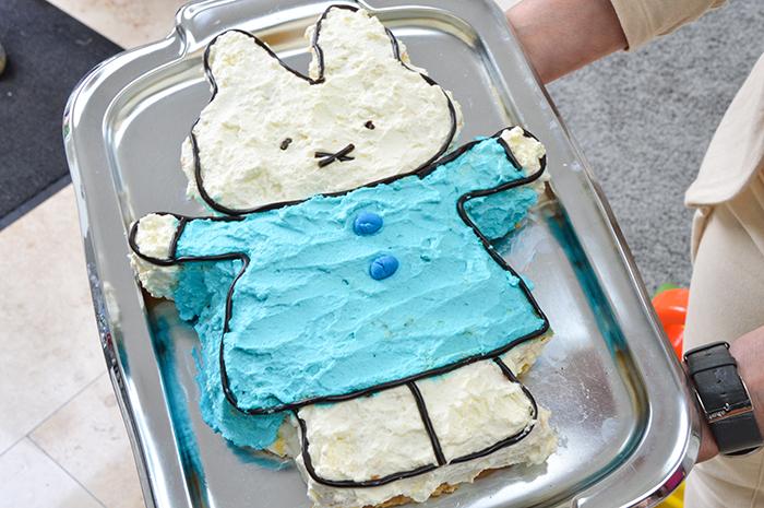 dit was juni nijntje taart