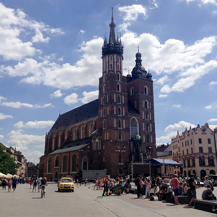 Roadtrip Krakow
