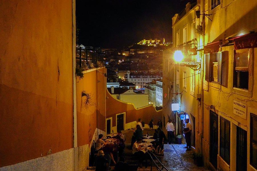 Citytrip Lissabon: BAIXA/CHIADO