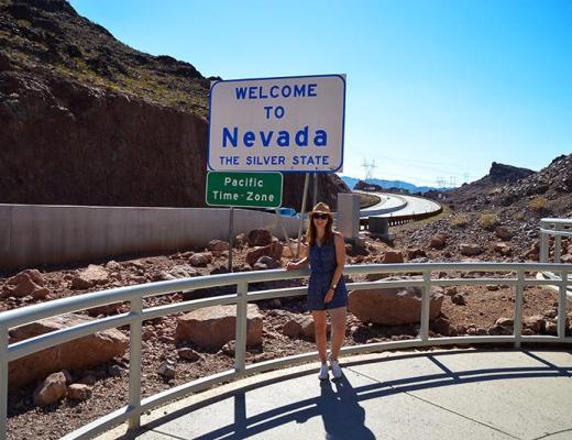 Roadtrip door West-Amerika - Amy Nevada