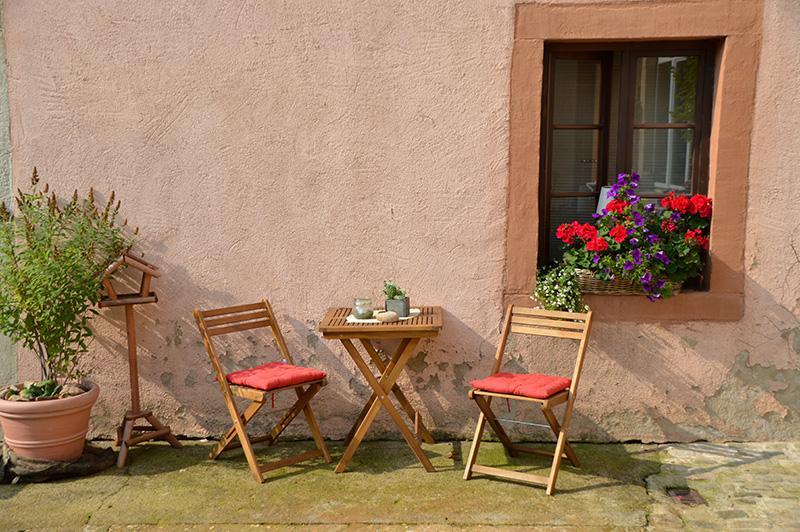 Citytrip Luxemburg airbnb ontbijt