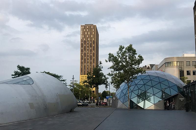 Welkom in Eindhoven - The Student Hotel