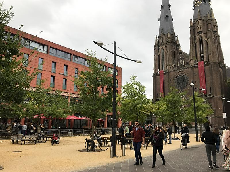 welkom in Eindhoven - catharinaplein