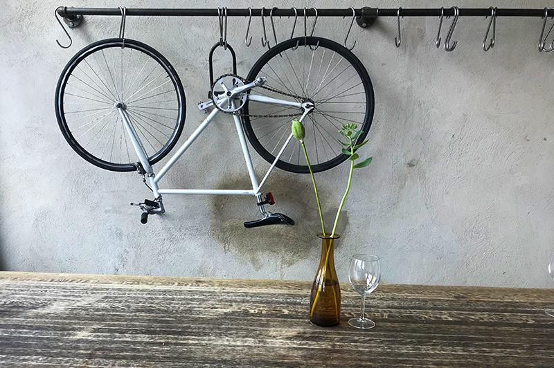 Saltimporten Canteen - bike