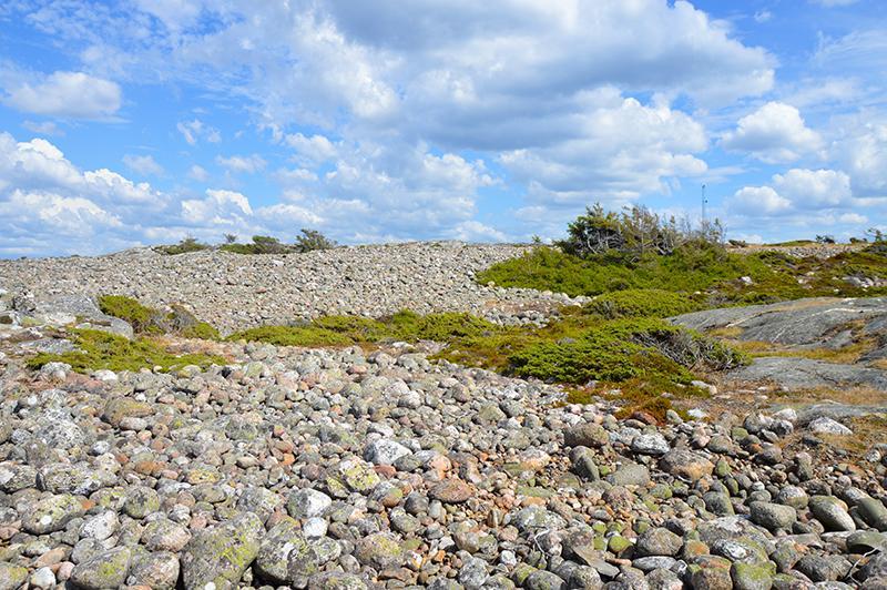Kosterhavet national park nord-koster stenen