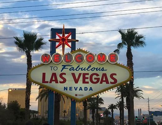 Doen in Las Vegas - Vegas sign 03