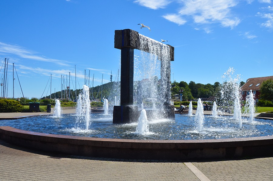Kristiansand - Strandpromenaden