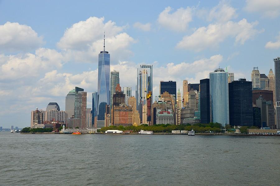 Citytrip New York - uitzicht