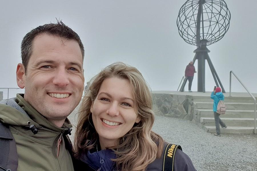 Een bezoek aan De Noordkaap in de zomer - sommarmorgon.com
