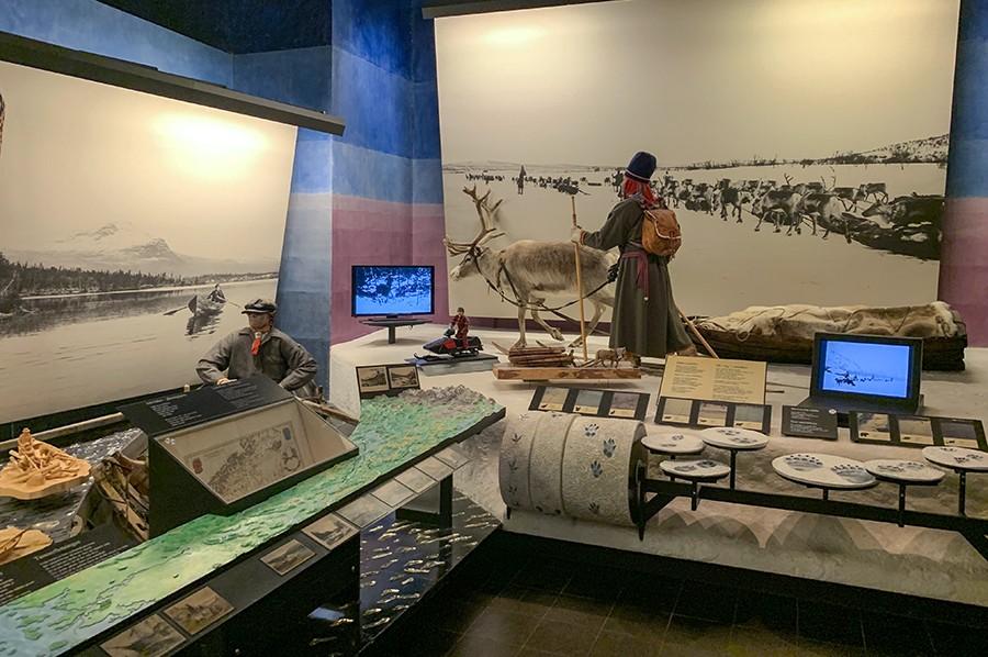 Ájtte Museum Jokkmokk