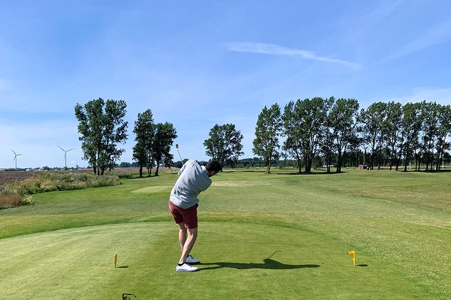 Golfen in Skåne - sommarmorgon.com