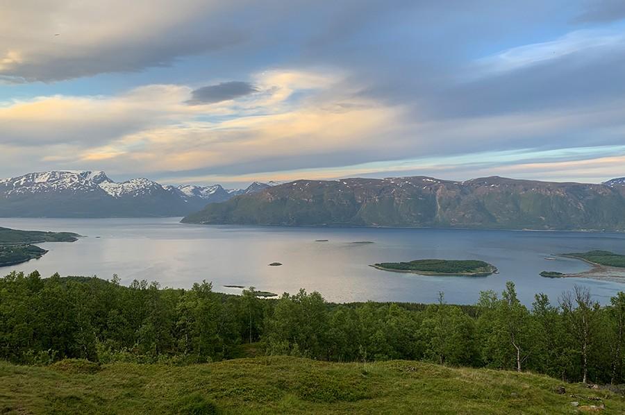 Rondreis Noord-Scandinavië- Lyngseidet