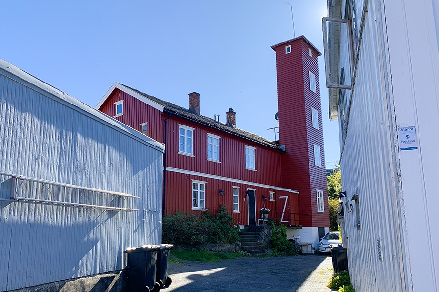 Brandweerstation Drøbak - sommarmorgon.com