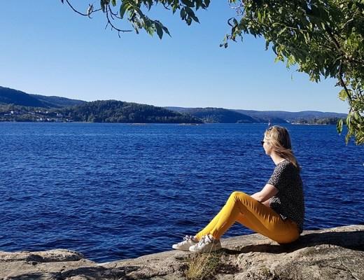 Drøbak badeparken - sommarmorgon.com