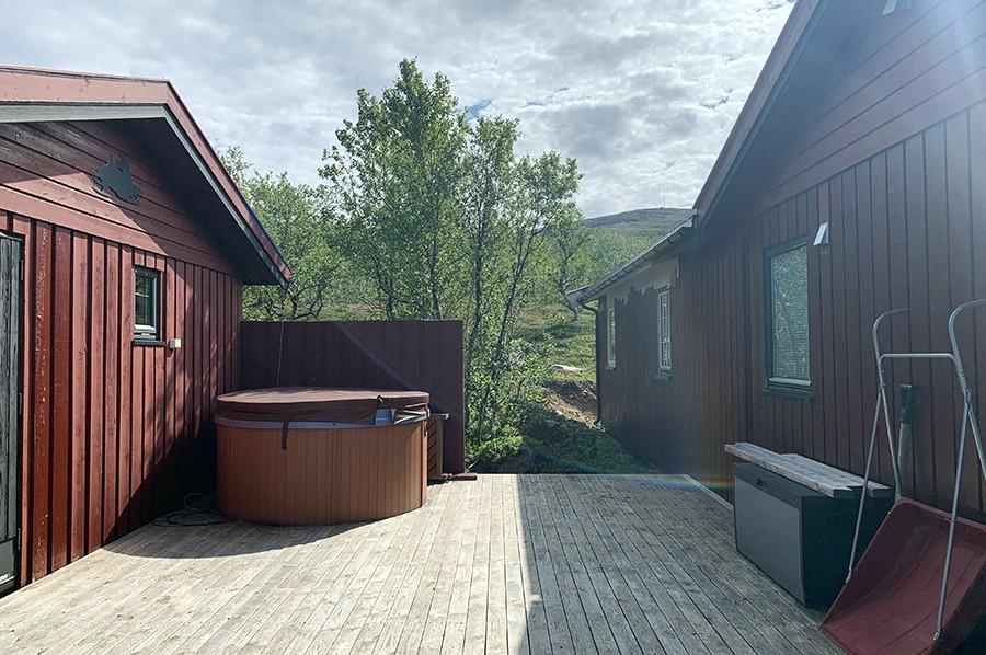 bijzondere Airbnb's in Zweden en Noorwegen - Skaidi - sommarmorgon.com
