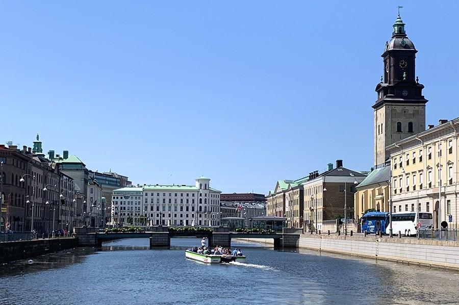 Wat te doen tijdens een stedentrip Göteborg - Boottocht Paddan