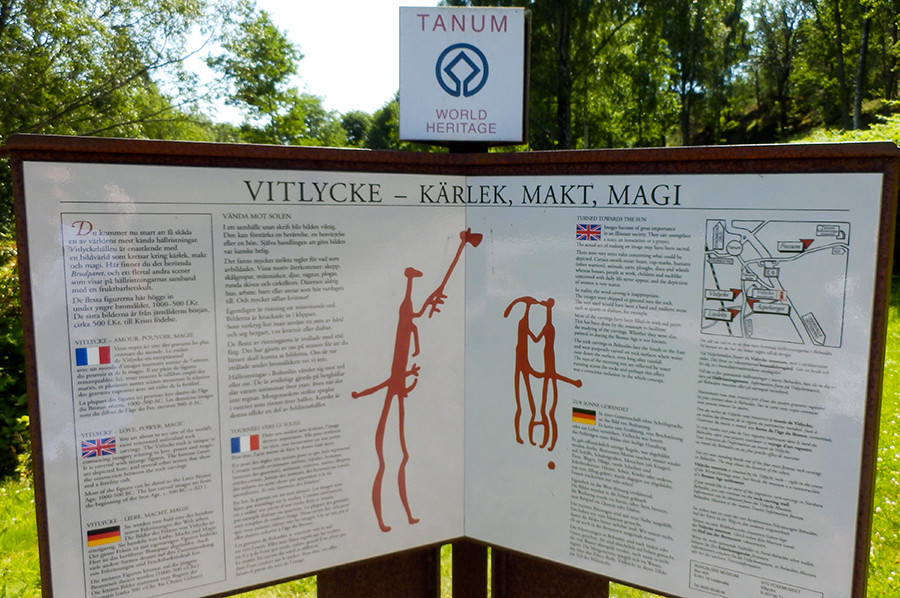 Bezoek het Vitlycke museum bij Tanumshede - sommarmorgon.com