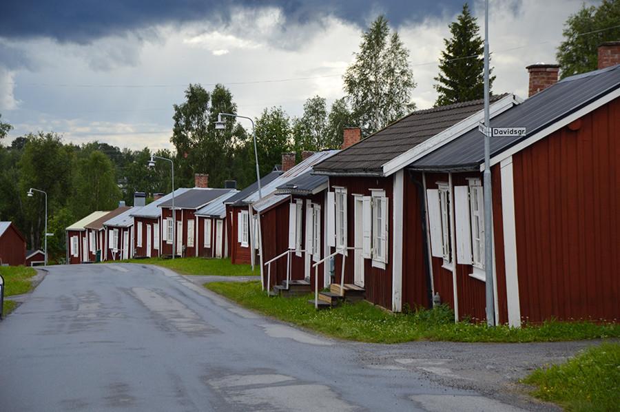 Gammelstad - ontdek Noord-Zweden - sommarmorgon.com
