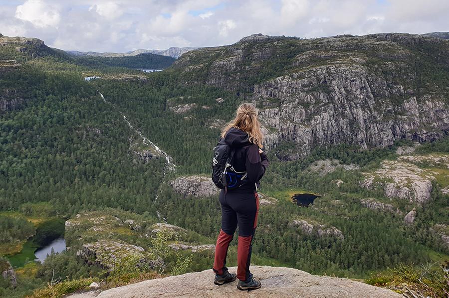 Wandelen in Noorwegen - sommarmorgon.com