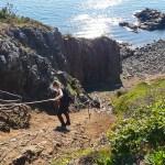Natuurreservaat Kullaberg in Zuid-Zweden- de droom van iedere outdoor liefhebber