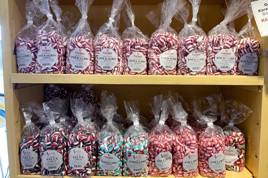 Gränna, het Zweedse snoepdorpje aan het Vättern meer - sommarmorgon.com