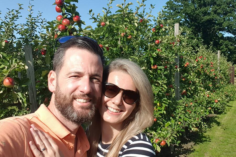 Een bezoek aan Kiviks Musteri- het appelparadijs van Zweden