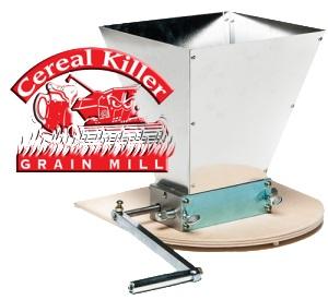 Cereal Killer Grain Miller