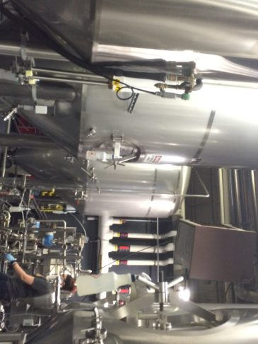 Fermentation Tanks and a