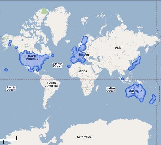 Google Maps StreetView Worldwide