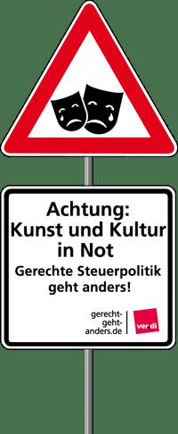 Kunst und Kultur in Hamburg in Not