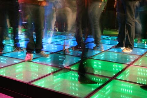 Sustainable Dancefloor