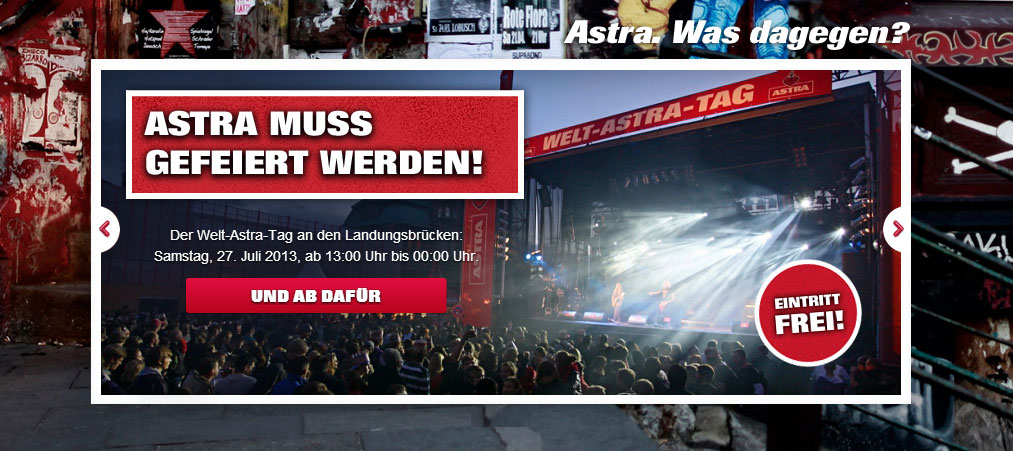 Welt Astra Tag 2013