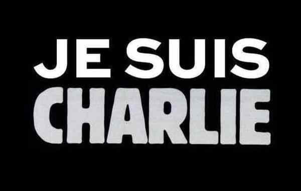 Je suise Charlie