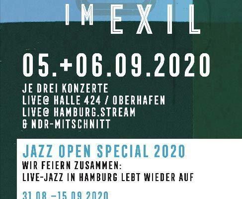 Jazz Open Hamburg 2020
