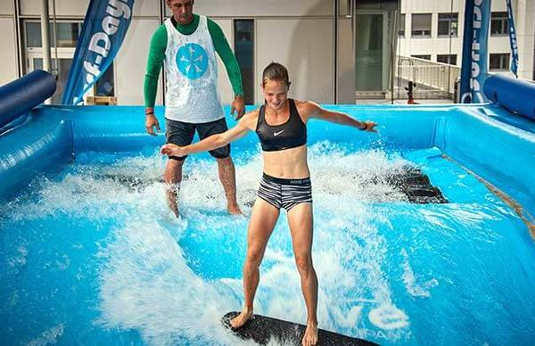 Surf-Days im Beach Hamburg