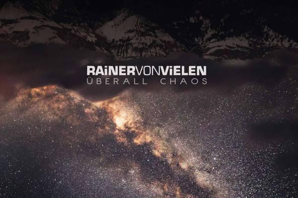 Cover ÜBERALL CHAOS - Rainer von Vielen