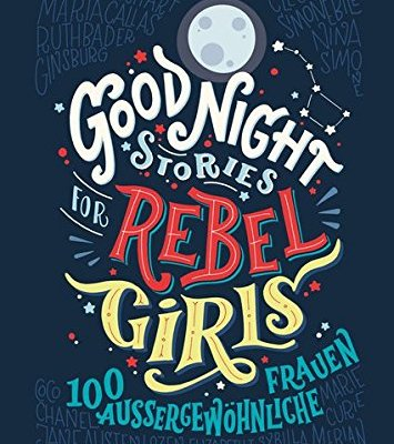 Cover: Good Night Stories for Rebel Girls
