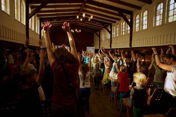 Hamburger VorleseVergnügen - Lesefestival für Kinder und Jugendliche