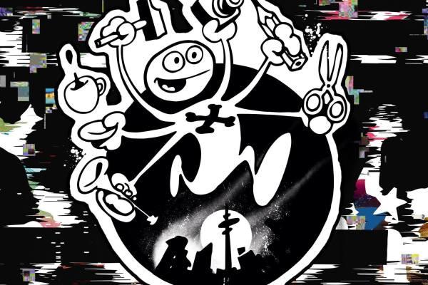 Emblem der Kreativnacht St. Pauli