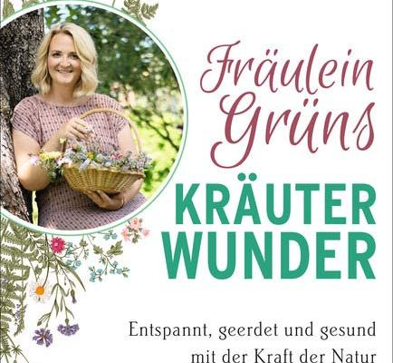 Cover Fräulein Grüns Kräuterwunder