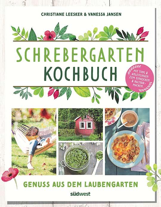 Schrebergarten-Kochbuch Cover