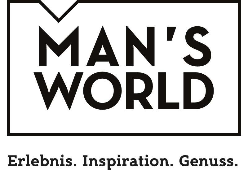 Man`s World Logo