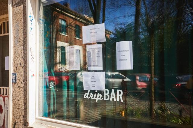 Drip Bar im Lockdwon