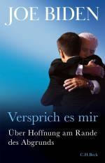Cover: Versprich es mir - Über Hoffnung am Rande des Abgrunds