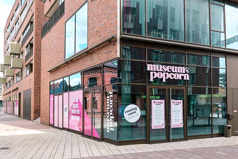 Museum of Popcorn Hamburg