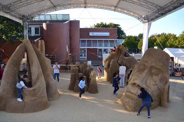 Bauen mit Lehm in Hamburg