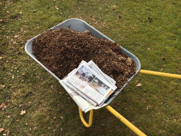 fjern græs uden at grave